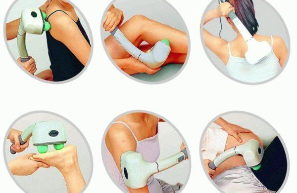 Физиотерапия эффективна для всех участков тела