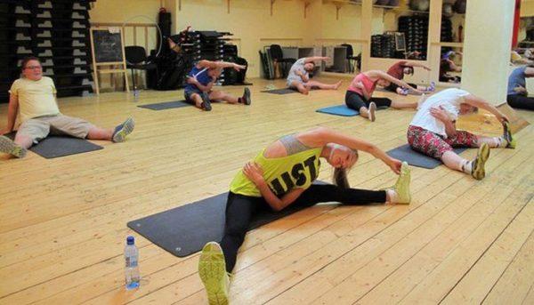 Гимнастические упражнения Бубновского