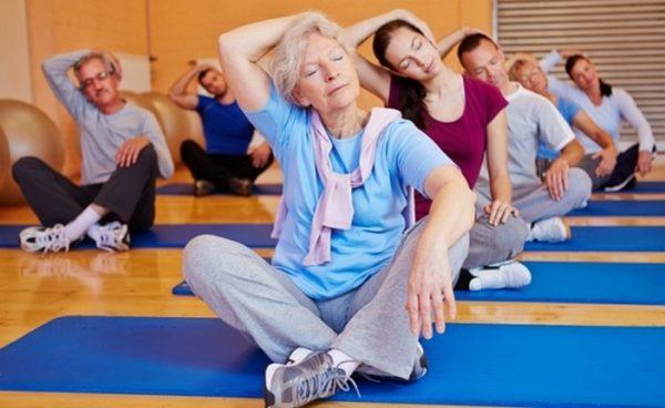 Гимнастика для профилактики шейного остеохондроза