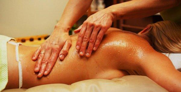 Как выполнять массаж спины с медом