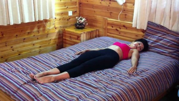 Комплекс упражнений для острого периода