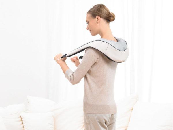Массаж поможет снять напряжение и избавит от головных болей