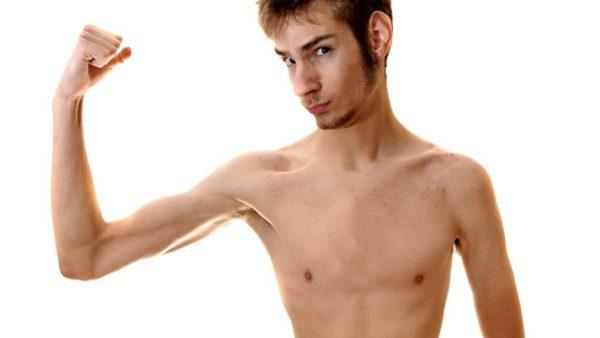 При недостатке массы тела костная ткань тоже претерпевает негативные изменения