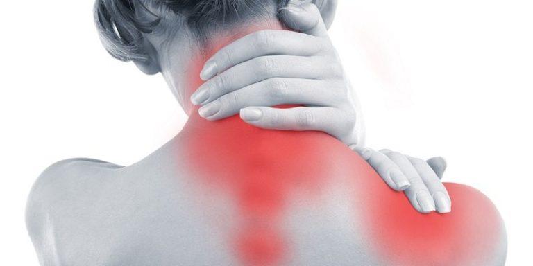 Боль в шее после падения