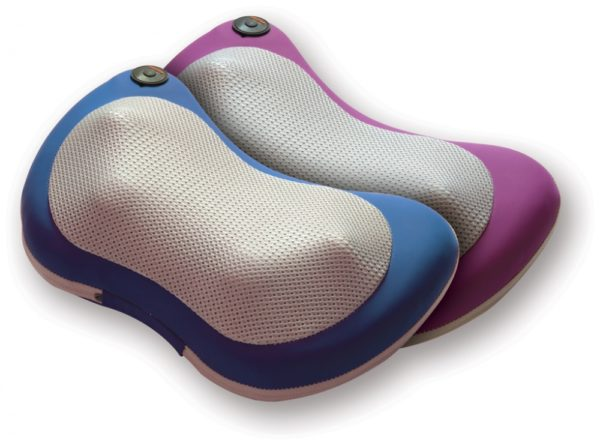 Моделей массажных подушек очень много