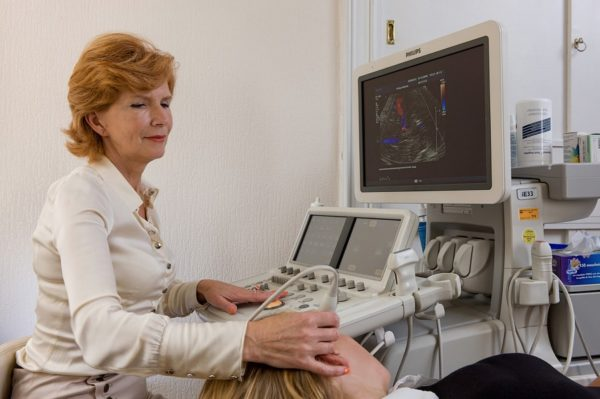 Обследование сосудов головного мозга