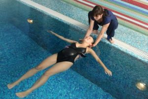 Плавательная гимнастика