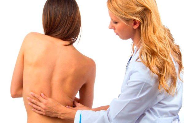 При каких заболеваниях появляется жжение в позвоночнике