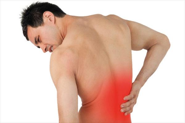 При появлении сильной боли выполнение нужно прекратить