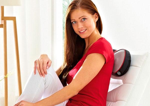 Рекомендуется использовать массажер после трудового дня и активных тренировок