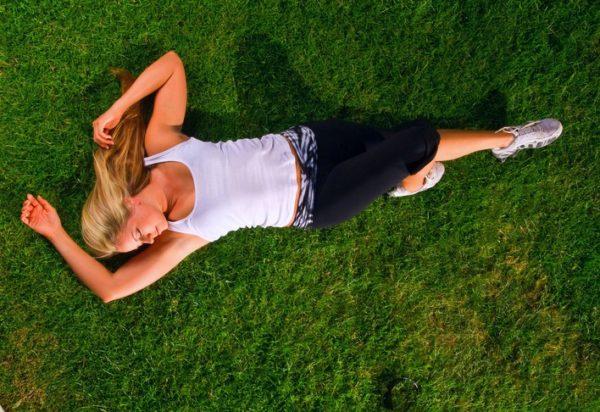 Упражнения не стоит бросать даже после выздоровления