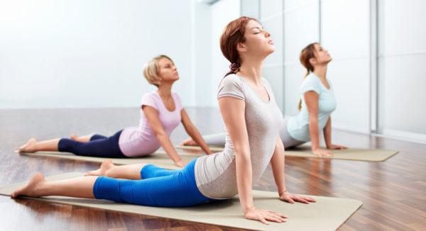 Упражнения помогают укрепить мышцы и снять спазмы