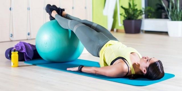Упражнения помогают восстановить работу мышц и функциональность органов