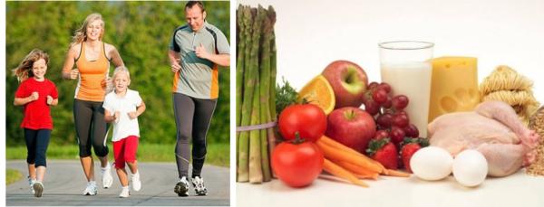 Активный образ жизни и правильное питание можно назвать основными условиями профилактики гиперлордоза и других заболеваний позвоночника
