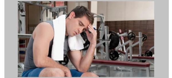 Избыточные физические нагрузки приводят к воспалительным процессам в мышечной ткани
