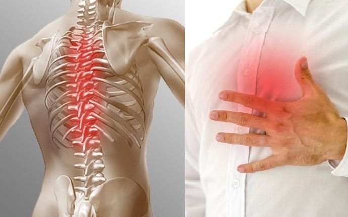 Может ли при шейном остеохондрозе трудно дышать фото