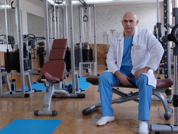 Доктор С. М. Бубновский
