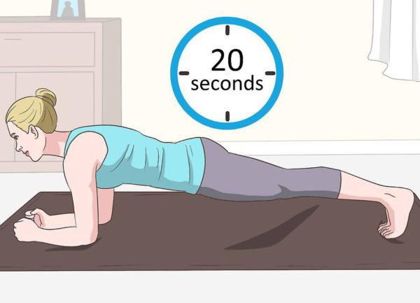 Это упражнение укрепит мышцы