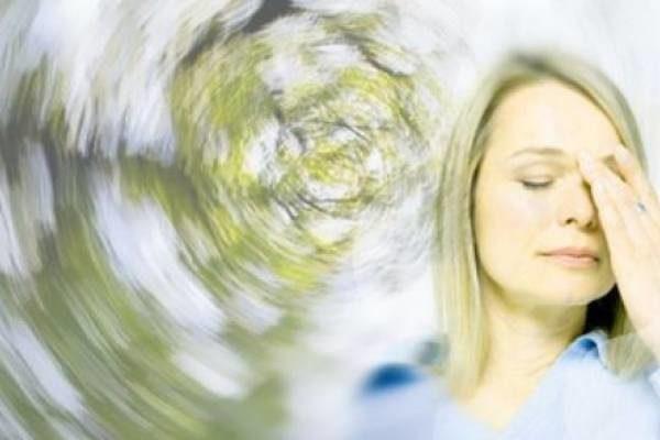 Головокружения - симптом шейного остеохондроза