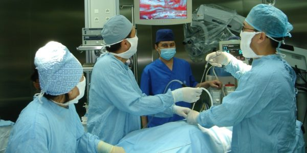 Хирургическое лечение межпозвоночной грыжи