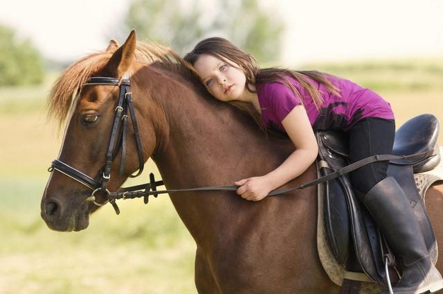 Верховая езда – не только приятно, но и полезно
