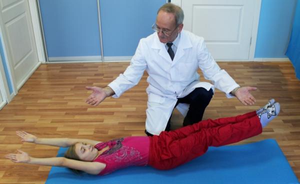 Важной частью консервативной терапии является лечебная физкультура