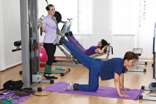 Комплекс упражнений подбирается лечащим врачом