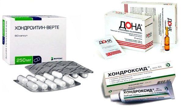 При наличии дегенеративных изменений в позвоночнике показан прием препаратов-хондропротекторов