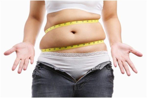 Лишний вес - одна из причин развития патологии