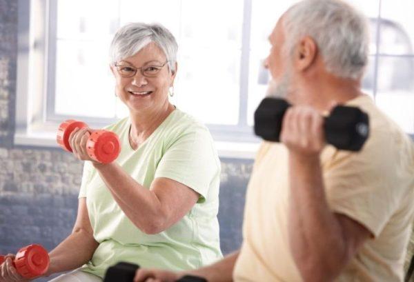 Любые физические нагрузки должны соответствовать состоянию больного с грыжей