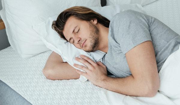 Правильное положение во время сна поможет победить шейный остеохондроз