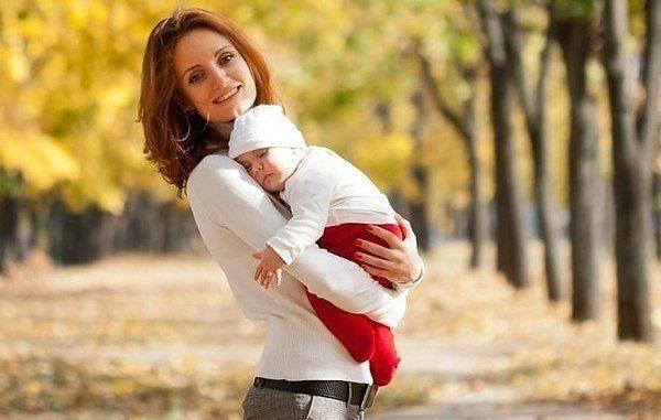 При ношении ребенка нельзя выпячивать живот вперед