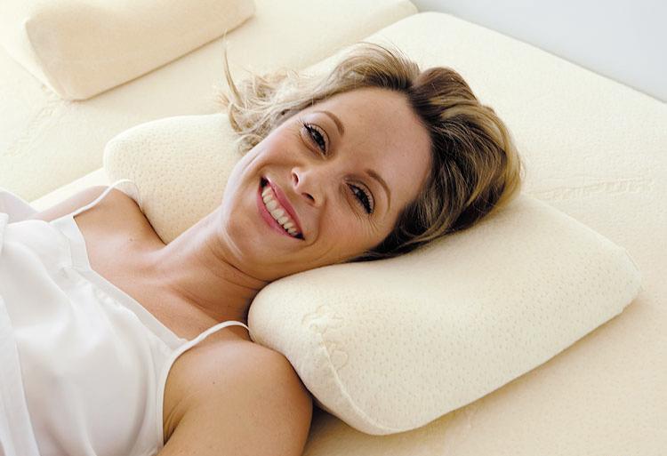 Спать без подушки при остеохондрозе