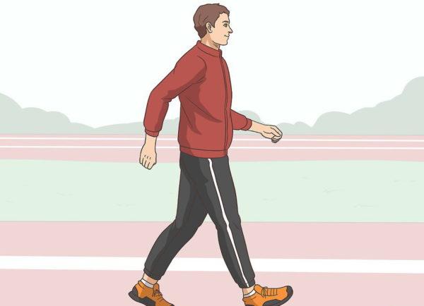 Тренировочная ходьба