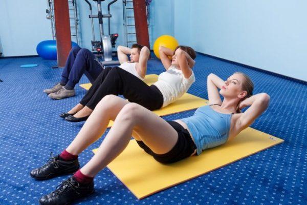 Занятия спортом положительно влияют на циркуляцию крови и лимфы