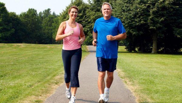 Бег при остеохондрозе