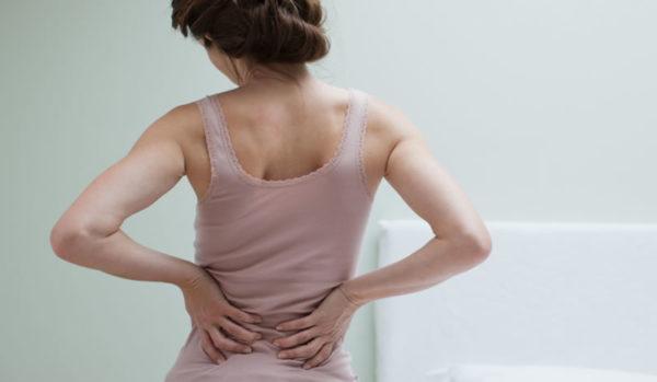 Боль в спине может быть нормой