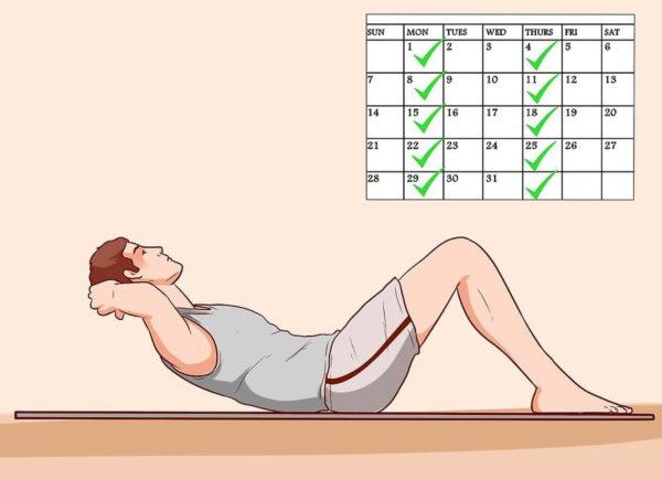 Выполняйте силовые упражнения