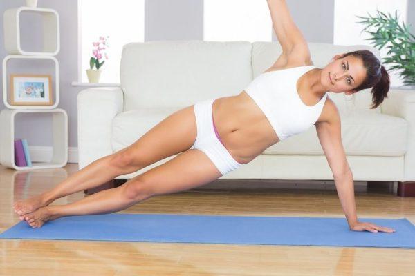 Выполняя упражнения, можно стать более выносливым
