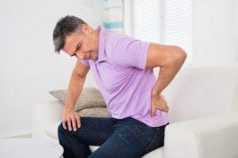 Главный симптом люмбаго - резкая нестерпимая боль