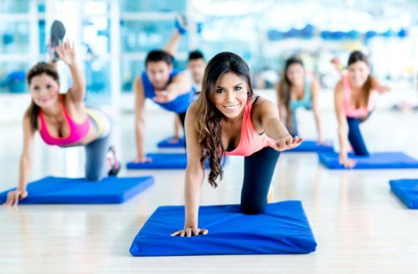 Заниматься спортом, фитнесом полезно в любом возрасте