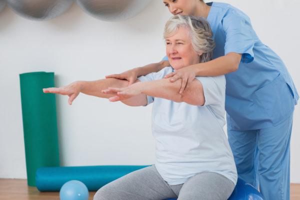 Курс ежедневных упражнений порекомендует врач ЛФК