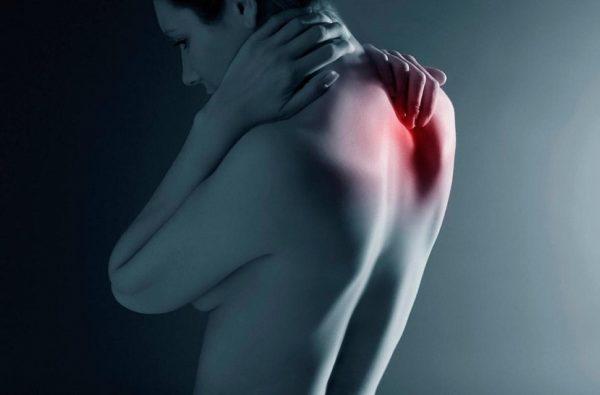 Мышечная скованность в спине