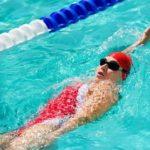 Плавание после бега