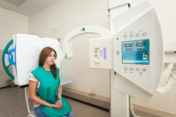 Процедура рентгенографии