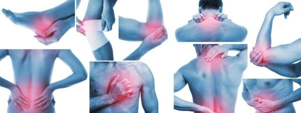 Слабость в мышцах