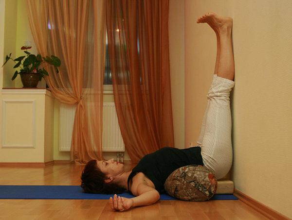 Упражнение, чтобы справиться с болью