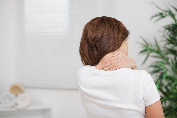 Область шеи - самая уязвимая часть позвоночника