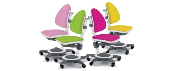 Врачи-ортопеды рекомендуют родителям покупать кресла для детей без подлокотников