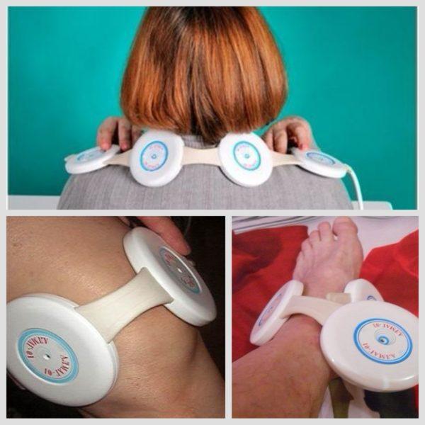 Аппарат алмаг при шейном остеохондрозе особенности применения